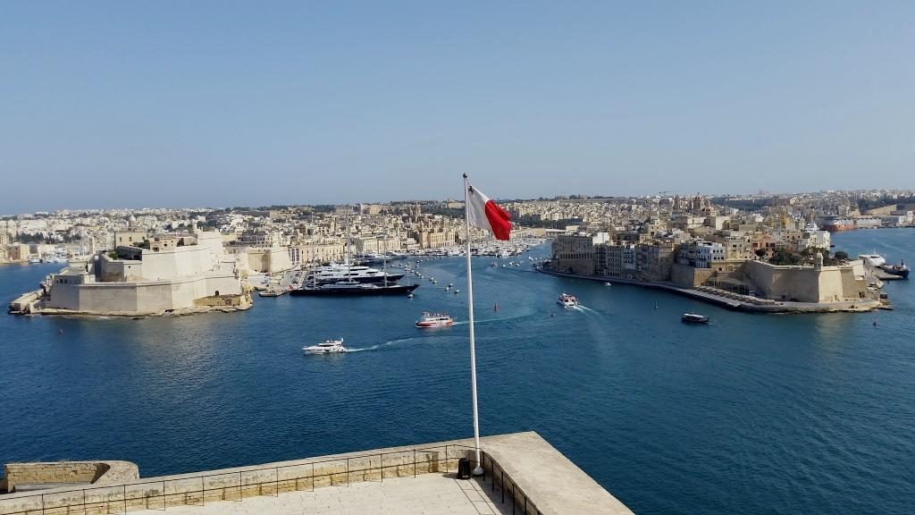 Bestglobe impressions de la valette capitale de malte 2 for Le geant du meuble la valette