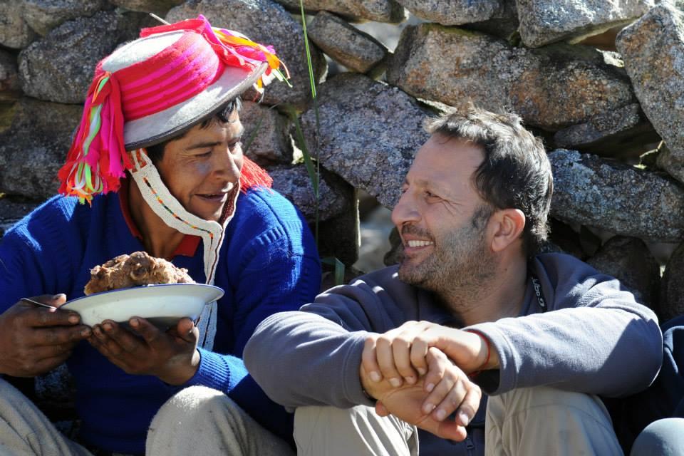 Bestglobe rendez vous en terre inconnue au p rou chez les quechuas avec arthur - Arthur motorkap rendez vous ...