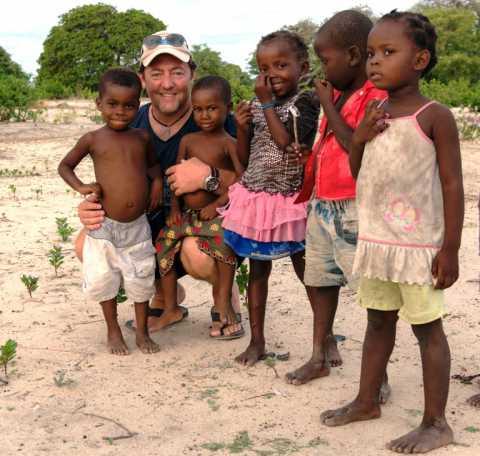 Akilanga Afrique du Sud tourisme voyageur agence de voyages réceptif André Laget a parcouru l'Afrique dans tous les sens en cherchant à rencontrer les populations