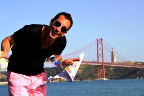 Tony Rodach à la découverte de Lisbonne au Portugal