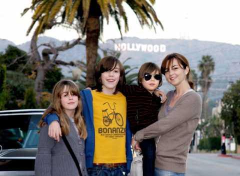 voyage Etats-Unis A Hollywood avec mes enfants