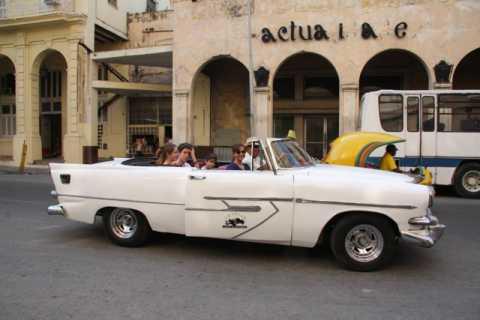 Voyage Avec mes enfants à Cuba