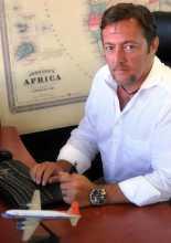 Tourisme voyageur agence de voyages réceptif André Laget, directeur général d'Akilanga, agences réceptive à Johannesburg en Afrique du Sud