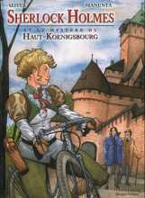 Allemange Alsace Sherlok Holmes La BD qui fait revivre le chateau du Haut Koenigsbourg