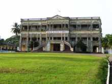 L'orphelinat de Bingerville (Côte d'Ivoire)