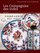 """""""Les compagnies des Indes"""" de Philippe Haudrère,  Gérard Le Bouédec et Louis Mézin"""