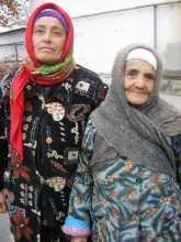 Ouzbékistan deux générations de femmes
