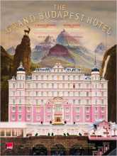 Hotel palace luxe The Grand Budapest Hôtel